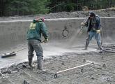 Step 5: Spray Shotcrete